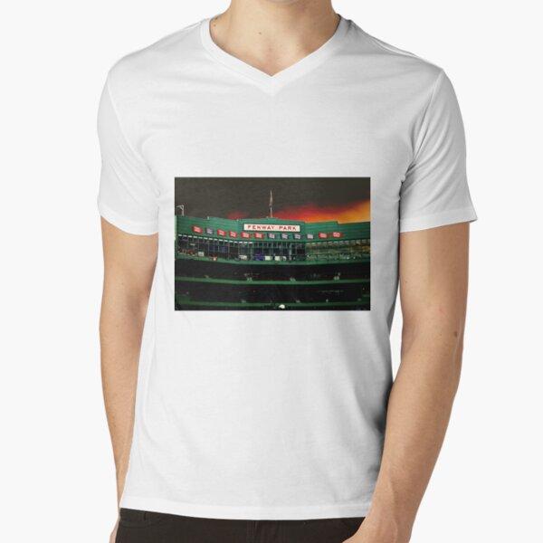 Fenway Park V-Neck T-Shirt