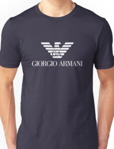 Giorgio Armani New Design Unisex T-Shirt