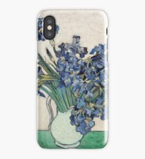 Vincent Van Gogh - Irises, 1890 iPhone Case/Skin