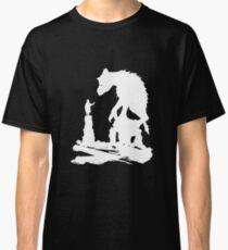 The Last - White Brush  Classic T-Shirt