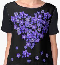 Love Flowers Chiffon Top