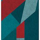Geometric Textured Pattern by modernistdesign