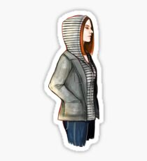 Natasha Romanoff Sticker