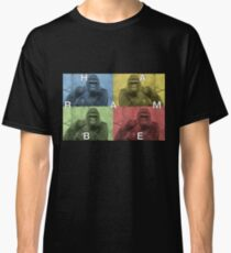 Harambe does Pop Culture  Classic T-Shirt