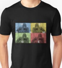 Harambe does Pop Culture  Unisex T-Shirt