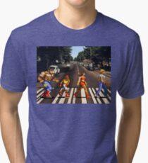 Abbey Road of Rage? Tri-blend T-Shirt