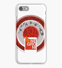 Negroni iPhone Case/Skin