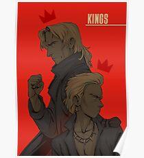 MGS - Kings Poster