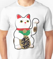 Maneki Neko (Lucky Cat) T-Shirt