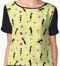 The Virgin Suicides Chiffon Top