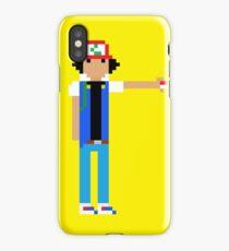 Ash Ketchum  iPhone Case/Skin
