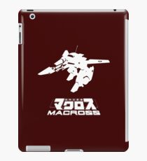 Macross Gerwalk iPad Case/Skin