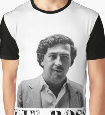 Pablo - The Boss Graphic T-Shirt