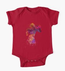 woman boxer boxing kickboxing silhouette isolated 02 Kids Clothes
