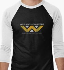 Weyland Yutani - Distressed Yellow/White Variant T-Shirt