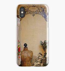 Vintage Corner iPhone Case/Skin