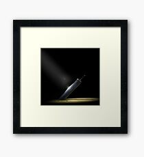Sword Framed Print