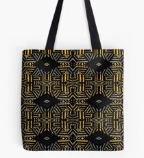 The night is full of terrors Tote Bag