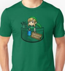 "Zelda ""Will Cut Grass For Rupees"" T-Shirt"