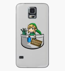 "Zelda ""Will Cut Grass For Rupees"" Case/Skin for Samsung Galaxy"