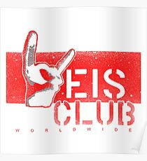 Weis Club Red Poster