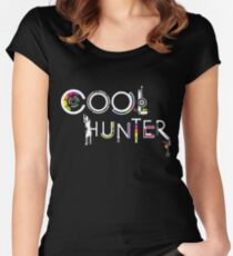 COOLHUNTER Women's Fitted Scoop T-Shirt