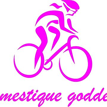Domestique goddess pink by JoeBike