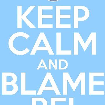 Blame Rei by Karto