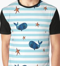 Nautical, Nautical, very Nautical. Graphic T-Shirt