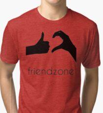 FRIENDZONE Tri-blend T-Shirt