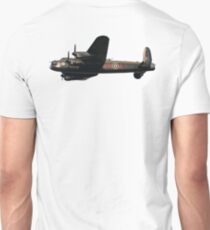Avro, Lancaster, British, Bomber, RAF, Union Jack, WW11, Second World War, Heavy bomber T-Shirt