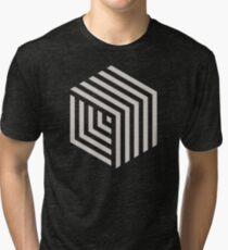 Hexa-cube Tri-blend T-Shirt