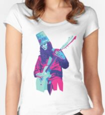 Buckethead - Cold - WPAP Women's Fitted Scoop T-Shirt