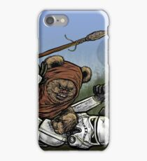 Welcome to Endor iPhone Case/Skin