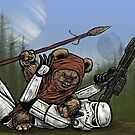 Welcome to Endor by Meerkatsu
