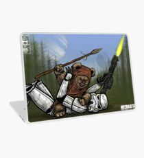 Welcome to Endor Laptop Skin
