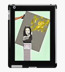 Job 47 iPad Case/Skin