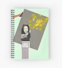 Job 47 Spiral Notebook