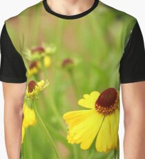 All yellow Graphic T-Shirt