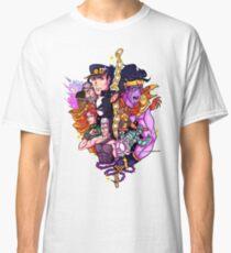 StarDust Crusaders  Classic T-Shirt