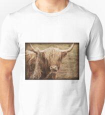 Highland Cow Unisex T-Shirt
