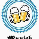 Munich 2 Beer (Bavaria Germany) by MrFaulbaum