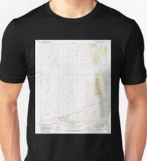 USGS TOPO Map Arizona AZ Prescott Valley North 312989 1973 24000 T-Shirt
