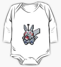 Robot Pikachu One Piece - Long Sleeve