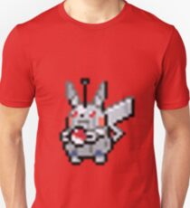 Robot Pikachu T-Shirt