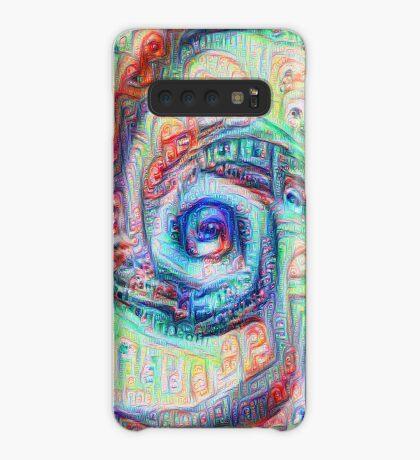 Vortex dragon #DeepDream A Case/Skin for Samsung Galaxy