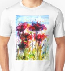 Poppy Love Unisex T-Shirt