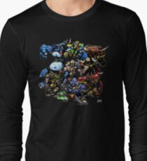 Kick off Long Sleeve T-Shirt