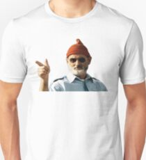 Bill Murray - The Life Aquatic non pixel  T-Shirt