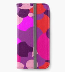Colourful Dots iPhone Wallet/Case/Skin